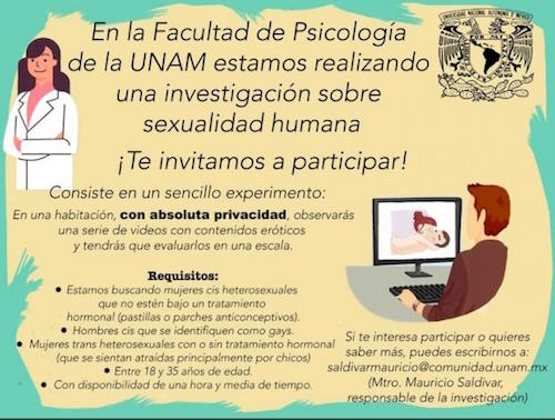 UNAM Porno Nombre Ciencia Estudio Videos Eróticos
