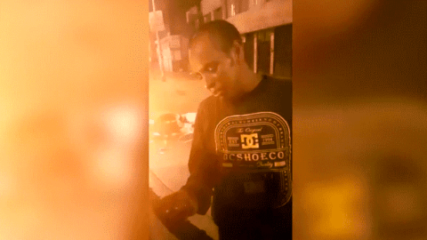 Video le venden droga falsa y va a denunciar con policías