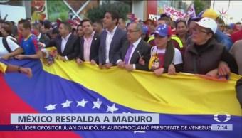 11 de 14 países del Grupo de Lima apoyan a Guaidó