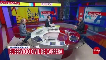 Agenda Pública: El nuevo fiscal General de la República