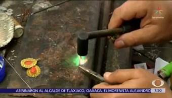50 artesanos mantienen viva técnica de filigrana en Yucatán