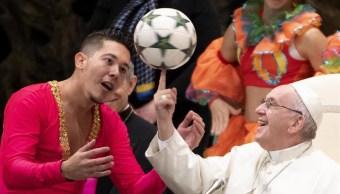 Papa Francisco a artistas del Circo de Cuba: Seguid ofreciendo belleza al mundo