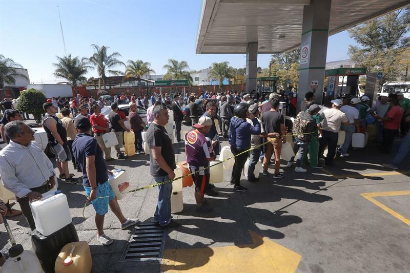 Hay suficiente gasolina en México: Rocío Nahle