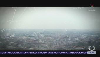 Activan contingencia ambiental en CDMX, Guadalajara y Monterrey