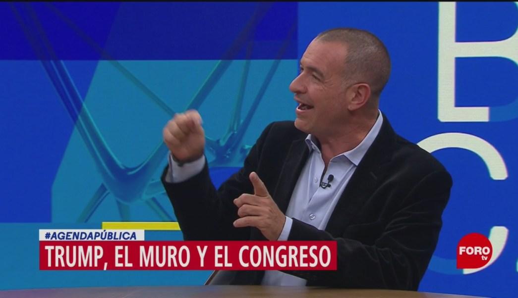 Trump, el muro y el Congreso