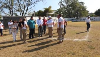 Nueva Caravana Migrante; alistan albergue en Chiapas