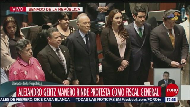 Alejandro Gertz Manero, primer fiscal General de la República