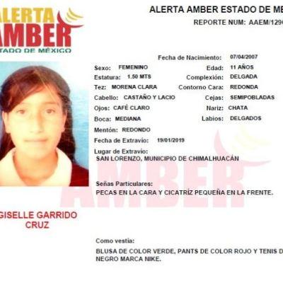 Encuentran muerta a menor desaparecida en Chimalhuacán, Edomex