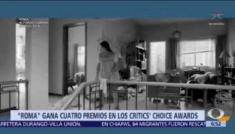 Alfonso Cuarón dice que películas no tiran muros, pero abren ventanas
