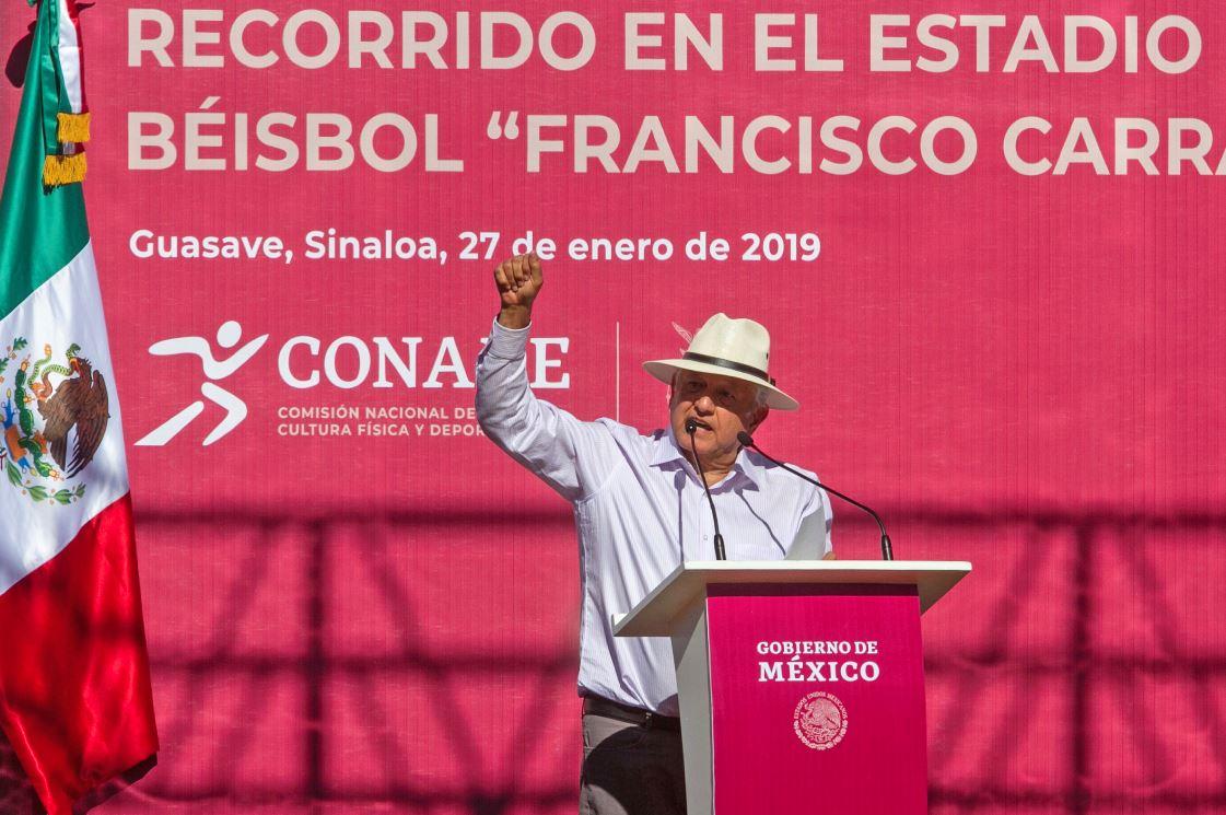 AMLO presenta la Estrategia Nacional de Lectura en Sinaloa