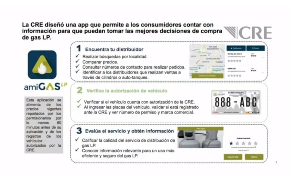 Foto: AMLO presenta aplicaciones para verificar precios México 25 enero 2019