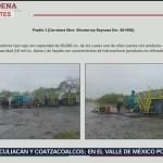 AMLO presenta imágenes de centro de huachicoleo en carretera Monterrey-Reynosa