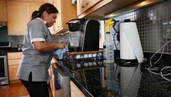 Foto: Trabajadoras domésticas podrían recibir utilidades y seguro 28 enero 2019