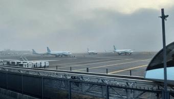 operaciones aéreas, canaero y gobierno analizan operación de aicm y santa lucía, Twitter, 29 enero 2019