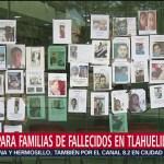Foto: Apoyos Familias Fallecidos Tlahuelilpan 31 de Enero 2019