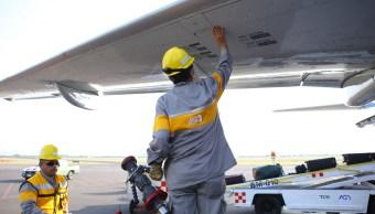 Pemex y ASA trabajan en abasto de combustible de aviación
