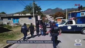 Asesinan a alcalde de Tlaxiaco, Oaxaca