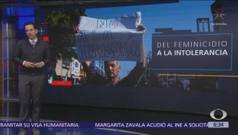 Atacan a venezolano que mató a mujer embarazada en Ecuador