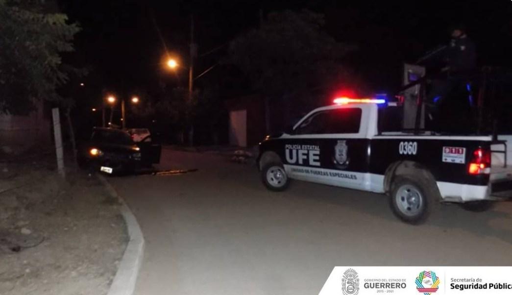 Violencia Guerrero; abaten a presuntos delincuentes Acapulco