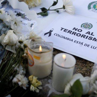 ELN asume autoría de atentado en escuela de policías en Bogotá, Colombia