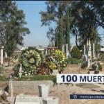 Aumenta a cien el número de muertos por explosión en Tlahuelilpan
