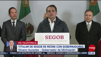 Aureoles fija postura sobre estrategia de gobierno federal contra huachicoleo