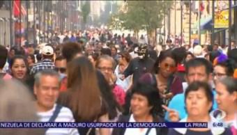 Baja 2% percepción de inseguridad en México, informa INEGI