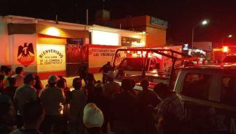 balacera en bar de playa del carmen deja varios muertos