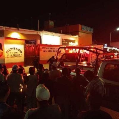 Balacera en un bar de Playa del Carmen causa 7 muertos