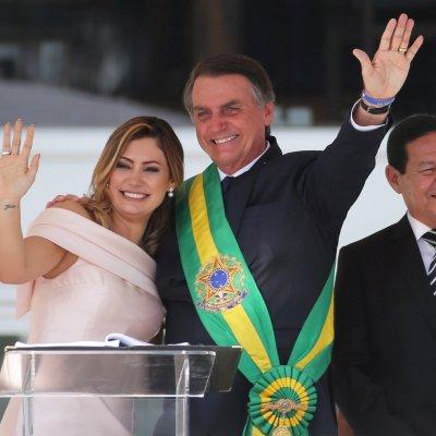 Jair Bolsonaro ya es presidente de Brasil