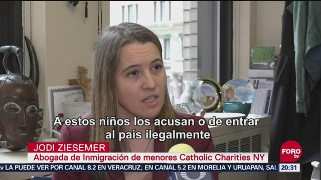 Burocracia, Muro Para Niños Migrantes Que Buscan Salir De Albergues, Burocracia, Niños Migrantes, Albergues, Burocracia Estadounidense, Niños Migrantes Que Buscan Salir De Los Albergues