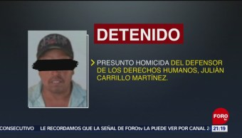 FOTO: Caen 2 por asesinato de líder rarámuri en Chihuahua, 26 enero 2019
