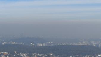 Suspenden contingencia ambiental en noreste del Valle de México