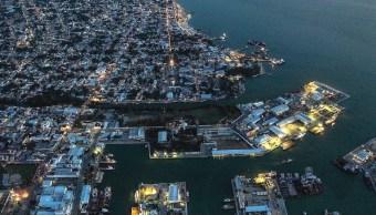 Masa de aire frío causa bajas temperaturas en Campeche