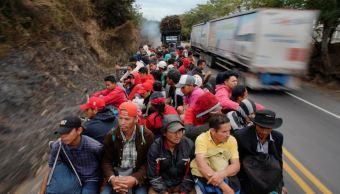 Foto: Las autoridades de la Ciudad de México esperan recibir alrededor de 2 mil migrantes del 27 de enero de 2019