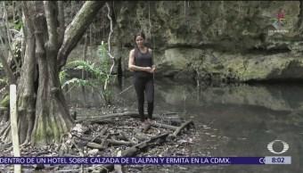 Cenotes, cápsula de tiempo que resguardan evidencia de la civilización maya