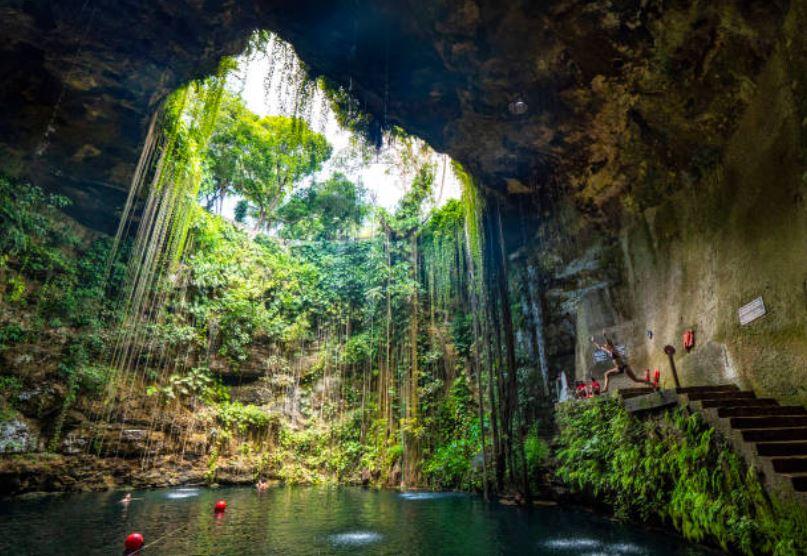 censan cenotes de yucatan para conocer calidad del agua