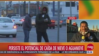 Chihuahua espera más días de frío intenso