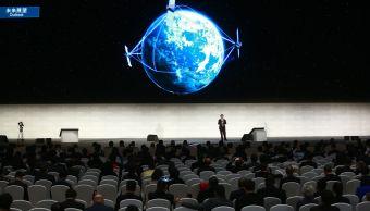 China lanza satélite que dará internet desde el espacio