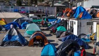 Foto: Cierran albergue El Barretal en Tijuana, Baja California, diciembre de 2018. Notimex, archivo