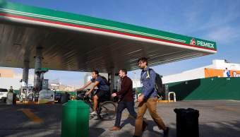 Gasolineras con desabasto, en cadena de Whatsapp, noticia falsa