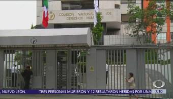 CNDH investiga actuación de autoridades en Tlahuelilpan
