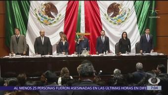 Congreso creará comisión especial para investigar accidente de Martha Erika Alonso