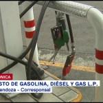 Desabasto de combustible afecta a Guadalajara, Jalisco