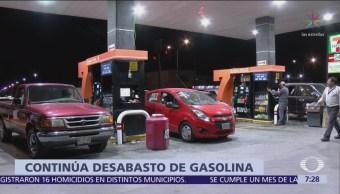 Desabasto de gasolina, cómo está el panorama en México