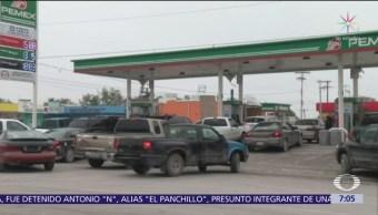 Desabasto de gasolina ya afecta 11 entidades de México