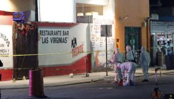 Detienen a dos personas por tiroteo en bar Playa del Carmen