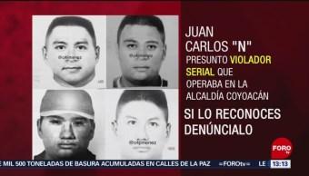 Detienen a presunto violador en la alcaldía Coyoacan