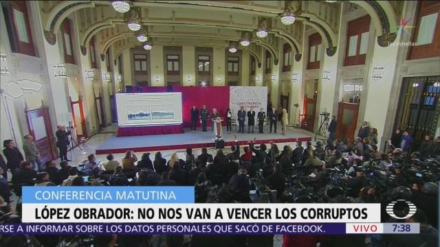 Ducto Tuxpan-Azcapotzalco ya fue reparado, afirma AMLO