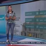 El Clima 'A las Tres' con Daniela Álvarez del 24 de enero de 2019